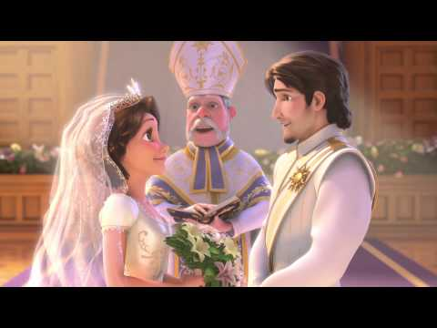 Tangled Ever After: The Rings