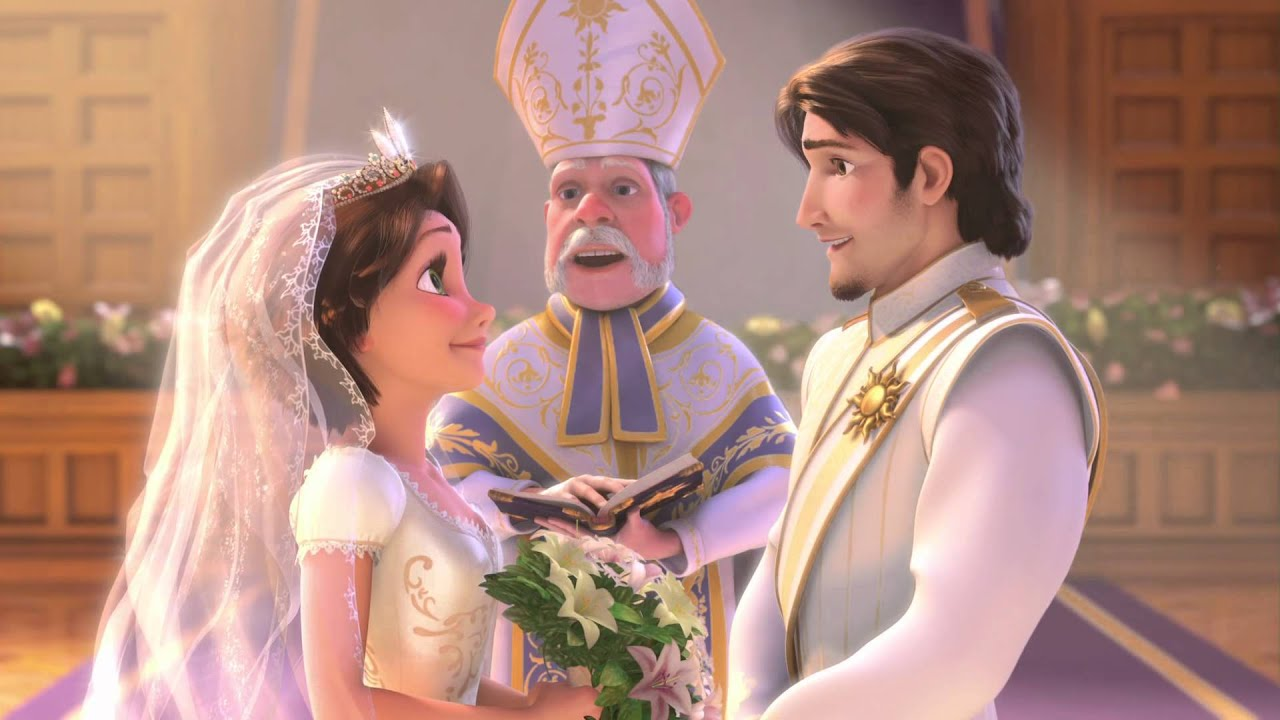 Tangled Ever After: The Rings - YouTube