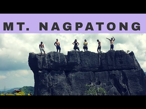 Mt  Nagpatong - Best hike ever!