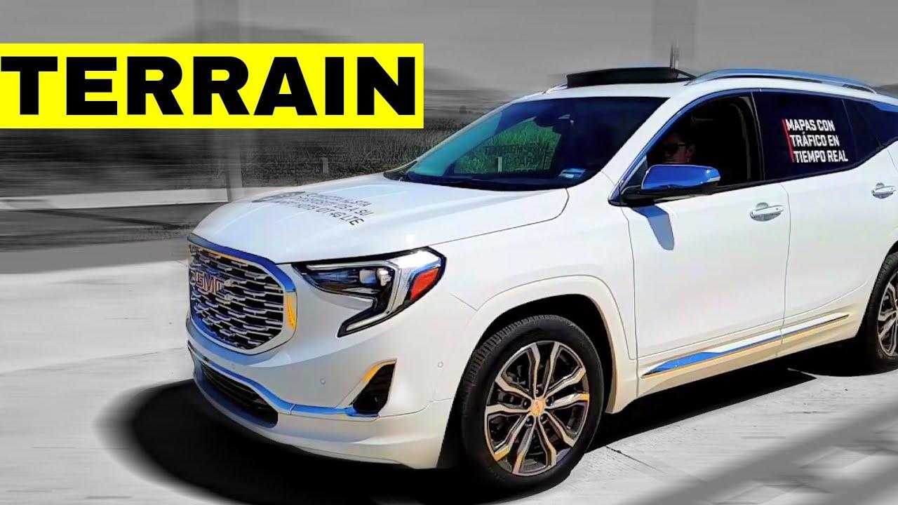 Gmc Terrain Denali >> SUV de Lujo GMC Terrain 2018 Turbo - ¿Mejor Camioneta SUV ...