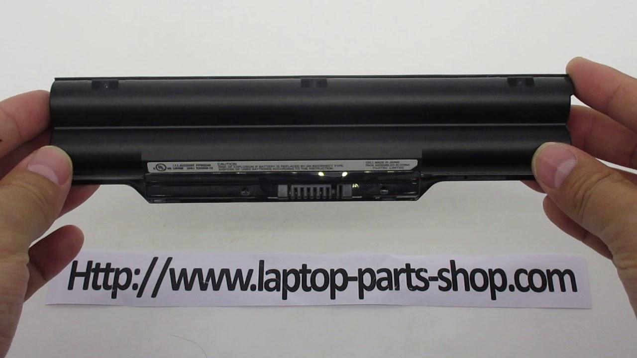 4400mAh Professional Batteria Per Laptop Fujitsu Lifebook S792 S782 S781 S761