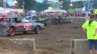 holmes county demolition derby part 2