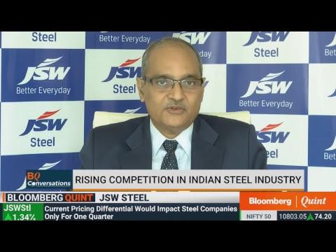 #BQ Conversations With JSW Steel's Seshagiri Rao
