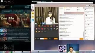 QTV Stream ngày 15/6 | QTV dẫn đầu Fan hùng hậu đi troll gái =))