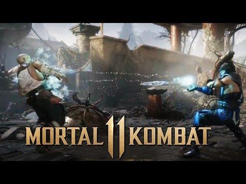 OFFICIAL MORTAL KOMBAT 11 GAMEPLAY TRAILER! [FIRST LOOK] thumbnail