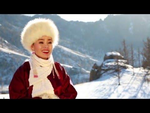 Mongolian Folk Song Singer Orgilmaa.B