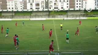 هدف سيد حسن | الدحيل تحت 23 سنة 1 : 0 سبانجا التركي | مباراة ودية في تركيا