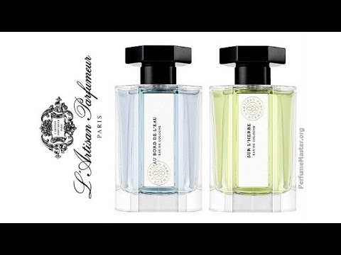 l 39 artisan parfumeur impressionist colognes youtube. Black Bedroom Furniture Sets. Home Design Ideas