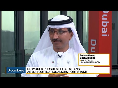 DP World CEO on Legal Issues, Trade War, Expansion Plans, Oil Prices