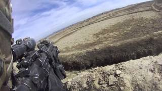 AWESOME FIREFIGHT IN AFGHANISTAN