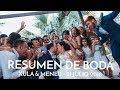 resumen de boda de Ana & Meneu en Les casotes Castellón