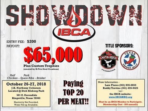 IBCA ThrowDown - Kingsville,TX
