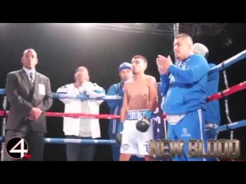 "Rudy ""Tiburon"" Garcia (3rd Pro Fight)"