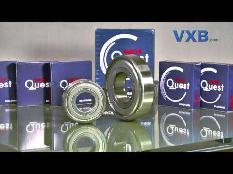 Nachi Shielded Ball Bearings by VXB.com Bearings
