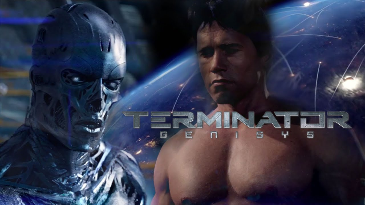 TERMINATOR GENISYS Trailer Review - AMC Movie News - YouTube