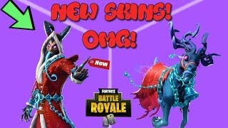 "*NEW HORSE DEMON SKIN? ""KRAMPUS"" DAILY ITEM SHOP 24TH DECEMBER 
