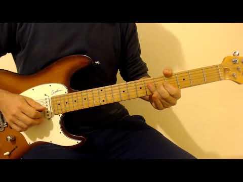 Only Heart - John Mayer (Guitar Solo Cover)