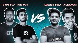 Mavi & Anto VS Destro & Aman | Fun 2v2 TDM Highlights