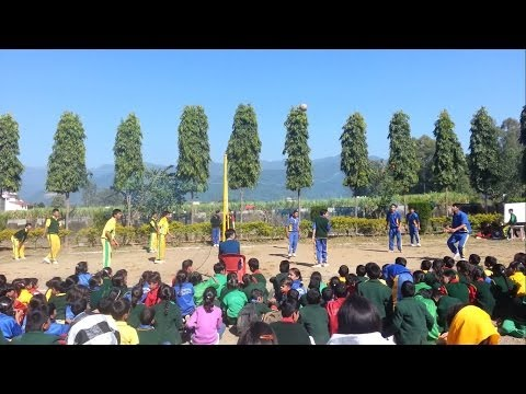 The Heritage School: Volley Ball Championship Final 2013-14