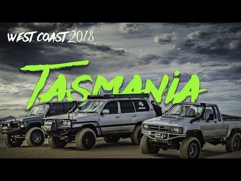 Australia : Tasmania - 4wd OFFROAD [2018] | Sandy Cape | Climies Track | Balfour | ALLOFFROAD#140