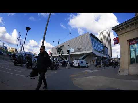 Ride - Paris Champs-Elysées - La Défense - Xiaomi M365
