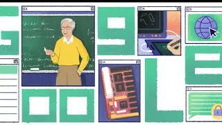 Michael Dertouzos Google Doodle