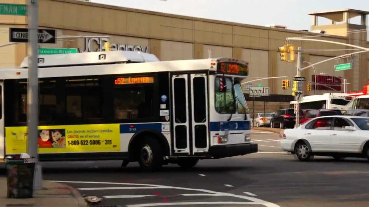 Mta Bus Company Woodhaven Blvd Hoffman Drive Q11 Q21 Q29