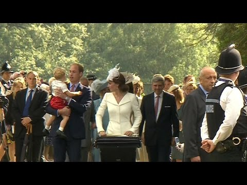 Kensington Palace: Paparazzi Have Crossed The Line With Prince George