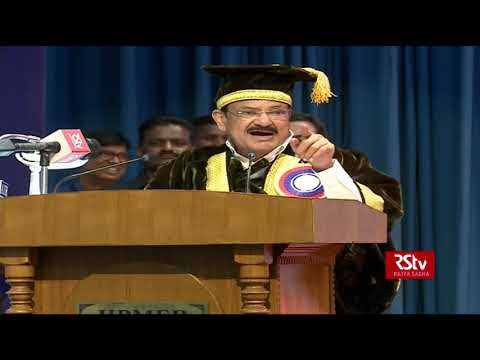Medical students must be active researchers and thinkers: Vice President