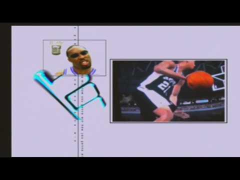 NBA Live 2001 video game Trailer