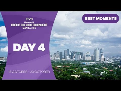 Best Moments of Day 4 - Women's Club World Championship