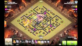Clash of clans war recap Brothers United vs Martapura best