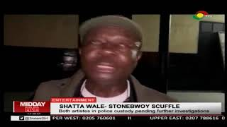 FATHER OF SHATTA WALE TALKS ABOUT THE ARREST OF HIS SON