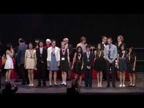 National Science Olympiad 2015 - Division B Awards Ceremony
