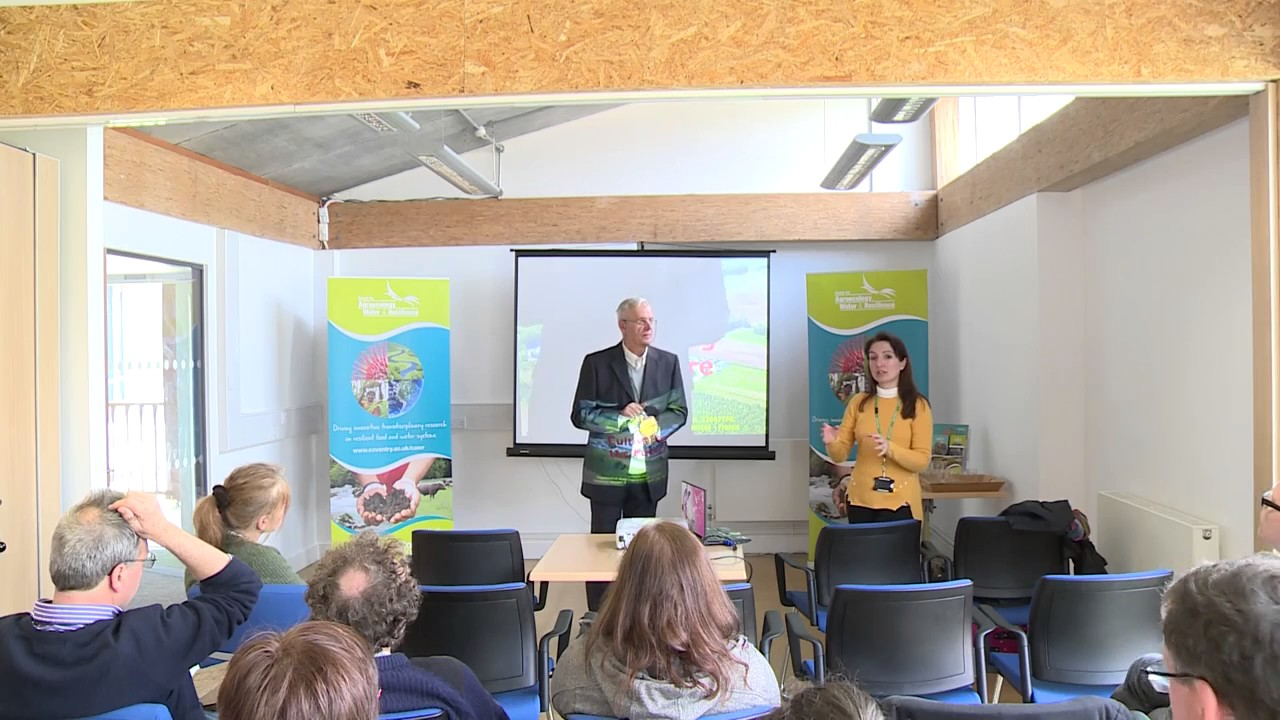 Enzo Nastati Trinium agriculture 5th May 2017 Coventry University