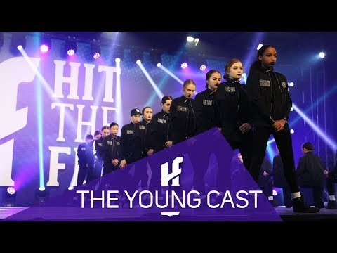 THE YOUNG CAST | Finalist - Hit The Floor Lévis #HTF2017