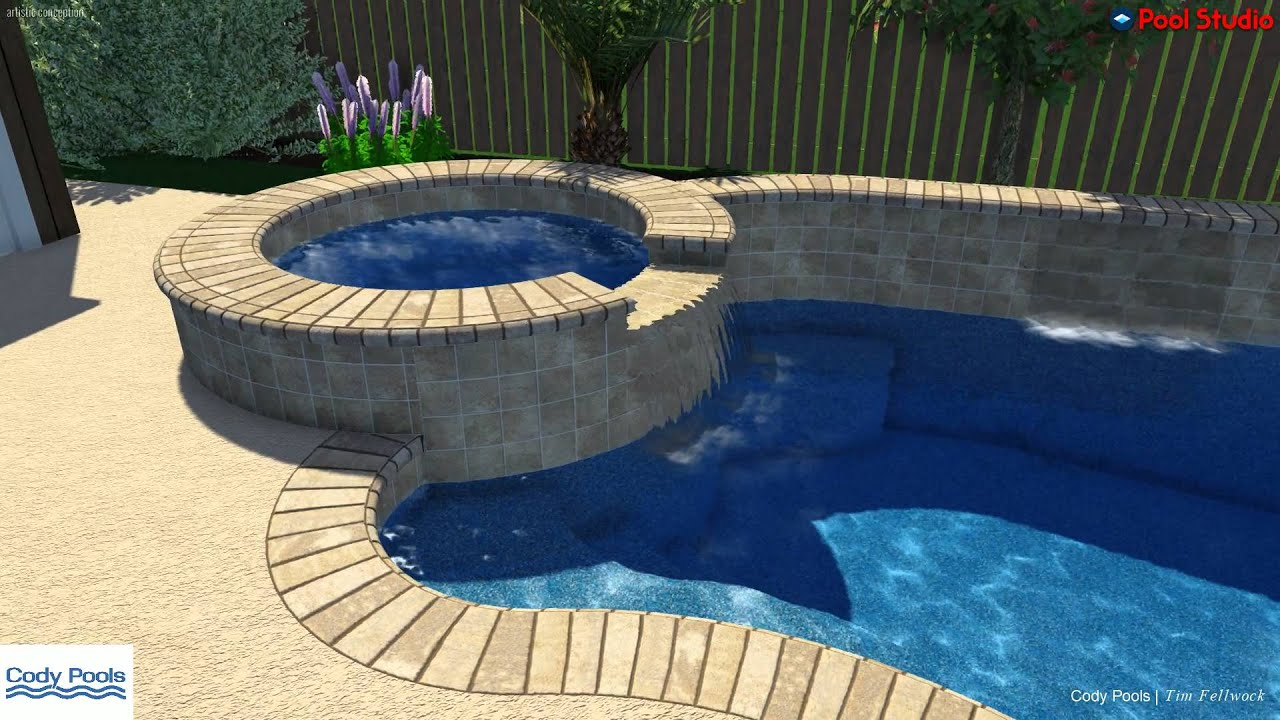 Jacuzzi Pool Youtube Maliassova Pool Spa Youtube