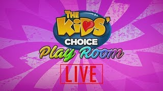 The Kids' Choice Play Room - October 21, 2018