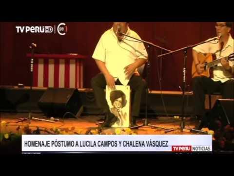 Baixar Ministro Del Solar presidió homenaje póstumo a Lucila Campos y Chalena Vásquez