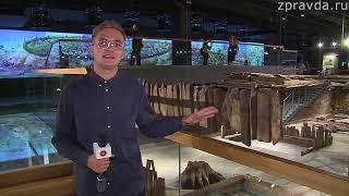 СЮЖЕТ открытие музея на острове Свияжск 07 09 18