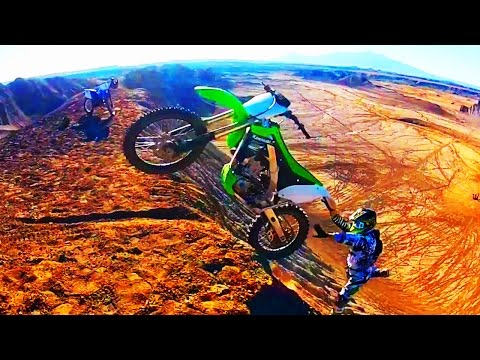 DIRTBIKE PARADISE - IT'S TIME 2 RIDE UTAH 2016