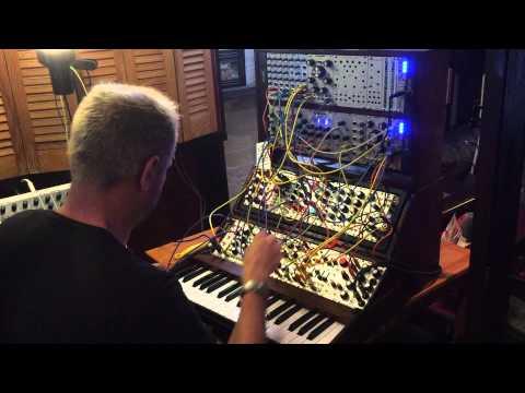 Andrew Hunter - Eurorack Modular Synthesizer Improvisation #1. (May, 26 2015)