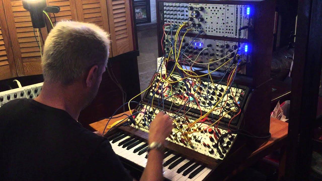 andrew hunter eurorack modular synthesizer improvisation 1 may 26 2015 youtube. Black Bedroom Furniture Sets. Home Design Ideas