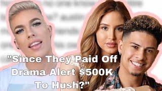 Cole Carrigan  Exposes AUSTIN MCBROOM For Paying Drama Alert $500K To Hush