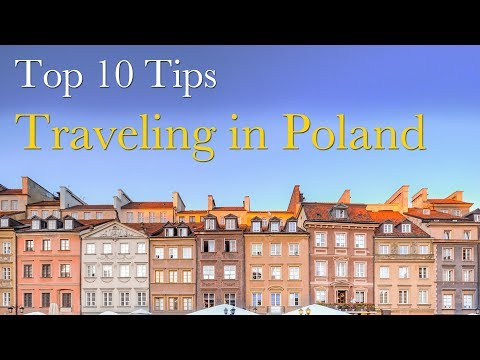 Top 10 Tips for Traveling in Poland | Rob & Natalia in Gdańs