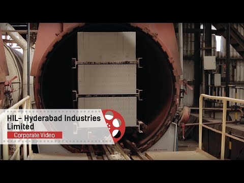 Hyderabad Industries Limited- HIL | Corporate Film | Raasta Studios