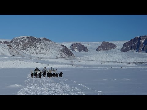 North Greenland Journey By Dog Sled With Inuit Hunters