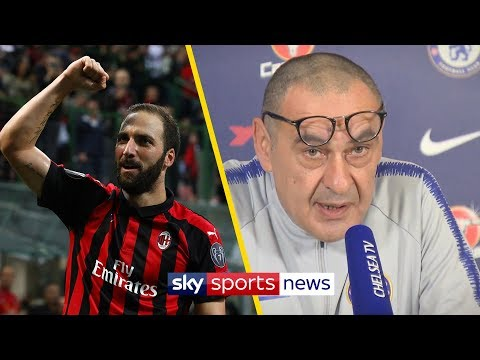 Chelsea to land Higuain or Wilson? 💰| Plus chat on Arnautovic & Hudson-Odoi | Transfer Centre Extra Mp3