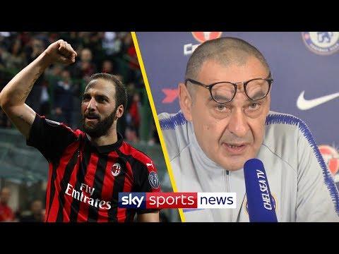 Chelsea to land Higuain or Wilson? 💰| Plus chat on Arnautovic & Hudson-Odoi | Transfer Centre Extra