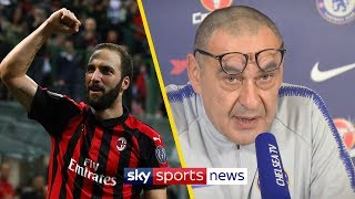 Chelsea to land Higuain or Wilson? 💰| Plus chat on Arnautovic & Hudson-Odoi | Transfer Centre Extra